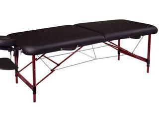 Master Massage 28  Zephyr Potrable Massage Table  Retail 197 49