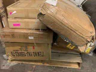 Pallet of Incomplete and or Damage Items