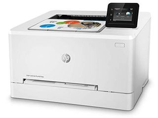 HP Color laserJet Pro M255dw Wireless laser Printer  Remote Mobile Print  Duplex Printing  Works with Alexa