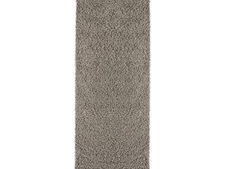 Ottomanson Shag Collection Rugs  2  x 5  Gray