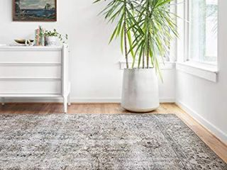 loloi II layla Collection Area Rugs  2 3  x 3 9  TAUPE STONE