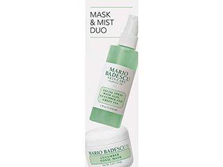 Mario Badescu Mask   Mist Duo  Cucumber