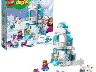 lEGO DUPlO Disney Frozen Ice Castle 10899 Building Blocks  59 Pieces