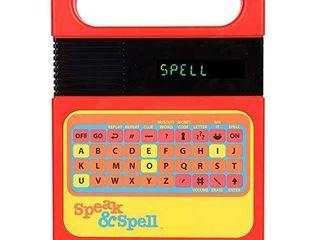 Basic Fun Speak   Spell Electronic Game
