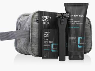 Every Man Jack Shave Kit Natural Menthol