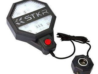 STKR Concepts 00 246 Adjustable Garage Parking Sensor Aid  Dark Gray