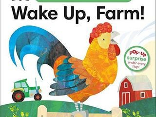 Pop Up Peekaboo  Wake Up  Farm   Jonny lambert Illustrated