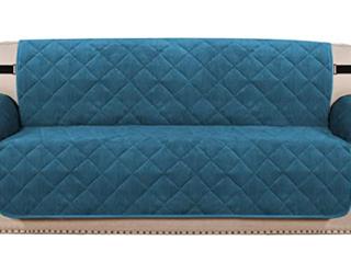H Versailtex Velvet Quilted Furniture Cover