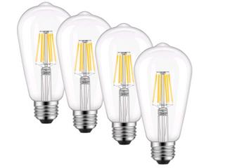 KOHREE lED Vintage Filament light Bulbs
