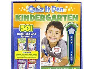 Quiz It Pen Kindergarten Set   PI Kids