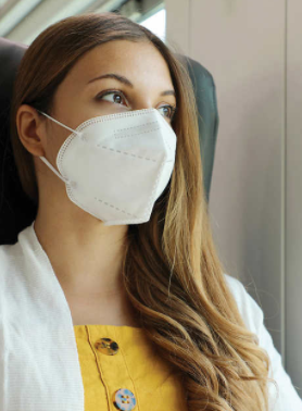 FlTR 100 Sealing Face Mask