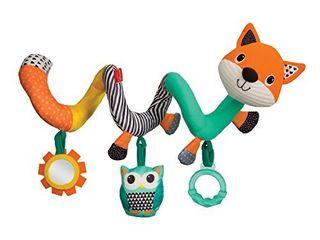 Infantino Spiral Activity Toy  Fox