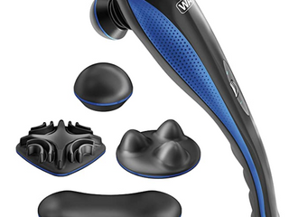 Wahl Deep tissue lithium Ion Cordless Percussion Therapeutic Massager   Blue