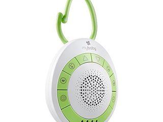 MyBaby Soundspa On The Go   Portable White Noise Machine