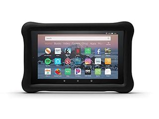 Amazon Kid Proof Case for Amazon Fire HD 8 Tablet  Compatible with 7th and 8th Generation Tablets  2017 2018 Releases  Black