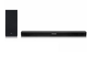 lG soundbar sk5y 360 W RMS hi resolution audio with DTS virtual X