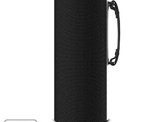 Made for Amazon Ninety7 SKY TOTE Portable Battery Base for Amazon Echo  2nd Generation  Black Carbon