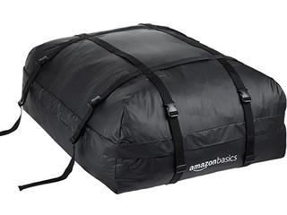 Black Cargo Carrying Bag