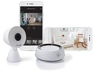 Safety 1st HD Wi Fi Baby Monitor Camera with Sound  and Movement Detecting Audio Unit