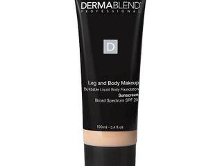 Dermablend leg And Body Makeup  3 4 fl  oz