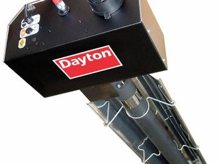 DAYTON 5EAH4 7 Combo component Burner box Gas Type