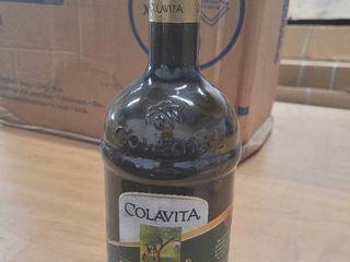COlAVITA EXTRA VIRGIN OlIVE OIl 34Fl OZ