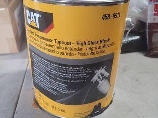Cat Paint Black 458 9571