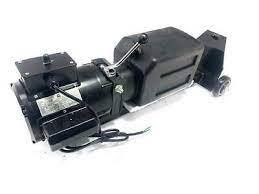SMC YCN5662 4K Electric Motor With Hydraulic Pump and Reservoir