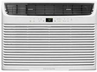 FFRA2822U2 27  Window Mounted Air Conditioner with 28000 BTU Cooling Capacity Sleep Mode Temperature Control Programmable Timer and Remote