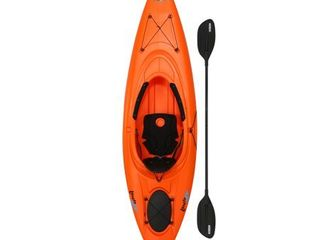 lifetime lancer 10 ft Sit In Kayak  Paddle Included  90817