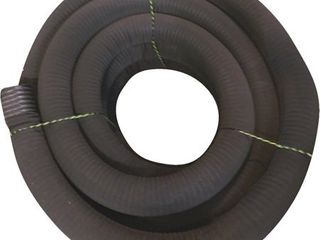 ADVANCED DRAINAGE SYSTEMS 4 Inch x 100 Ft  Corrugated Drain Tubing 04730100BS