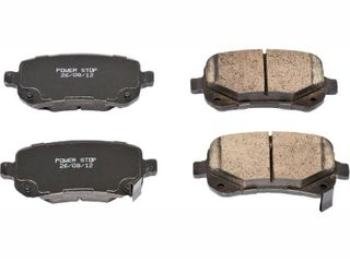 Powerstop 16 1326 PSB16 1326 EVOlUTION ClEAN RIDE CERAMIC BRAKE PADS