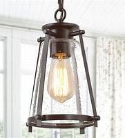 Modern   Contemporary Hanging Pendant lighting Fixture Golden Ceiling lamp W7 5 x H11  Retail 109 99