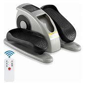 Under Desk Mini Elliptical Bike Machine Pedal Exerciser with Remote Control  Retail 128 49