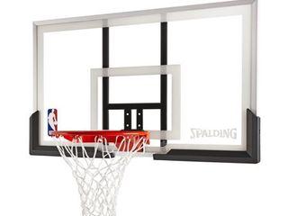 Spalding 79564 54  Acrylic Backboard and Rim Combo Retail  299