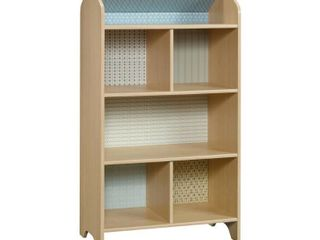 Pinwheel Dollhouse Bookcase Urban Ash   Sauder
