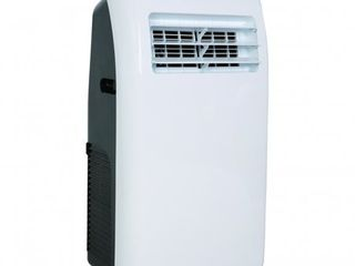 Serenelife SlPAC12 5   Portable Air Conditioner   Compact Home AC Cooling Unit with Built in Dehumidifier   Fan Modes  Includes Window Mount Kit  12 000 BTU  Retail  399