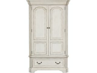 liberty Furniture Bedroom Armoire Base 455W BR43B at lindsey s Furniture