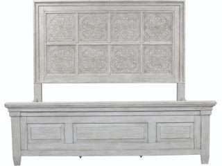 liberty Furniture Bedroom Opt Queen Panel Bed 824 BR OQPB  Retail Price  2 282 46