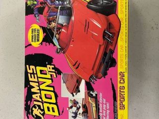 James Bond Jr  Sports Car