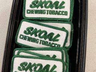 Skoal Chewing Tobacco Patches  67