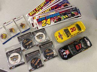 Nascar Cars  Bumper Stickers  Coaster