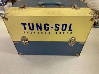 Tung sol Electric Tubes Case