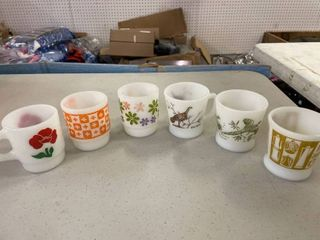 Misc Fire King Coffee Cup  6
