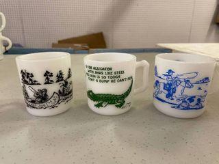 Childs Cups  Davy Crockett  Western  Alligator  3