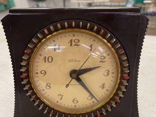 Vintage Telechron Bakelite Timer Art Deco Clock Electric