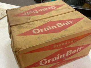 Grain Belt Pony Beer Container