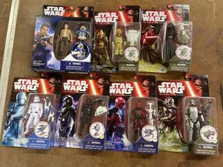 Star War Figurines  7