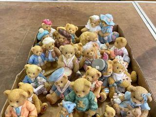 21 Pc lot Cherished Teddies