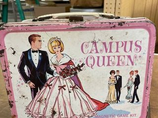 Campus Queen lunch Box W Thermos